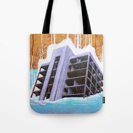 """""""The Fortress II"""" Tote Bag"""