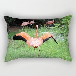 Wait For Me Rectangular Pillow