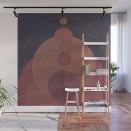 Gravity Ruins My Solar Wall Mural