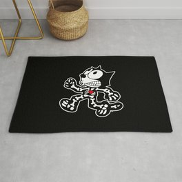 F. the dead Cat Rug