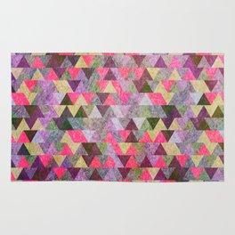 Geometric Pattern IX Rug