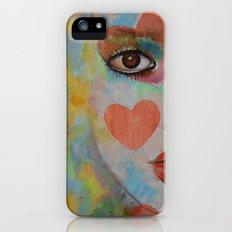 Alice in Wonderland Slim Case iPhone (5, 5s)