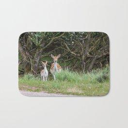 Fallow deer Bath Mat