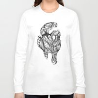 surreal Long Sleeve T-shirts featuring Surreal by Adrianna Grężak