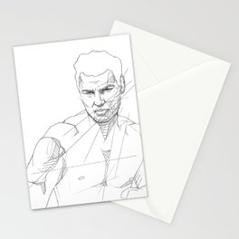 Boxer - Dempsey Stationery Cards