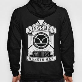 Kingmen Deco - Manners Maketh Man Hoody