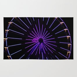 Fun on the Ferris wheel Rug