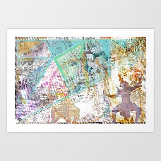 Collateral°Siam^Newz Art Print