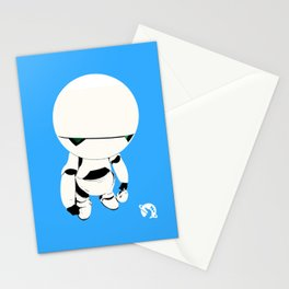 Hitch Hickers Guide to the Galaxy Stationery Cards