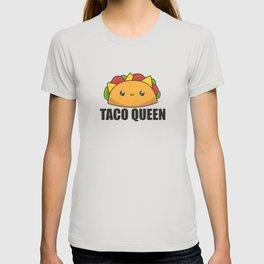 Taco Queen Cinco De Mayo Tacos Funny Food T-shirt