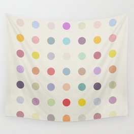 Spots Wall Tapestry