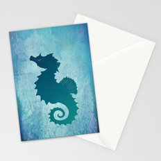 Seahorse of a Different Color ~ Marine Life Stationery Cards