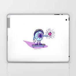 Apple of my Eye Idiom without Background Laptop & iPad Skin