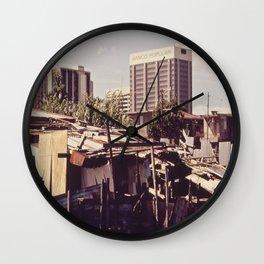 Popularity  Wall Clock