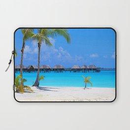 Tropical Island Laptop Sleeve