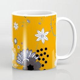 Orient Express Japanese Flowers Coffee Mug