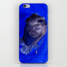 Into the deep iPhone Skin