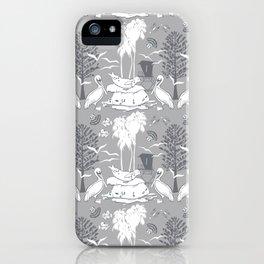 La Jolla Print iPhone Case
