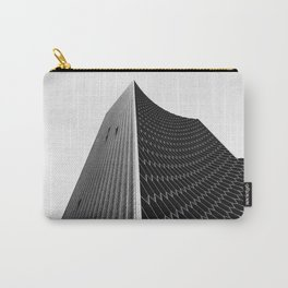 Pinnacle || black and white architecture photography || SINGAPORE Carry-All Pouch