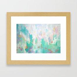 No. Fifty-Five Framed Art Print