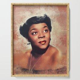 Dinah Washington, Music Legend Serving Tray