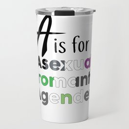 A is for Travel Mug