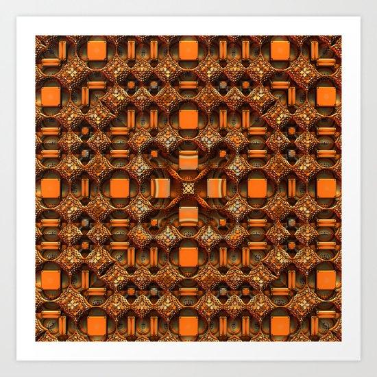 Texture #43 Art Print