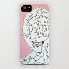 The Distractor iPhone Case
