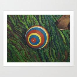 Painting 7 Art Print