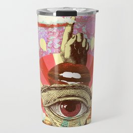 AFTERNOON PSYCHEDELIA REDUX Travel Mug