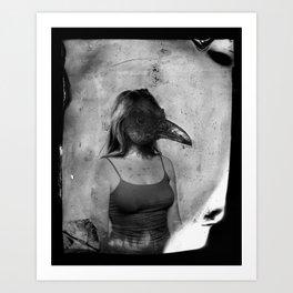 Mercredi 01 Art Print