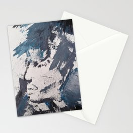 The Native in the Stone Stationery Cards