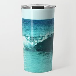 Summer Wave Travel Mug
