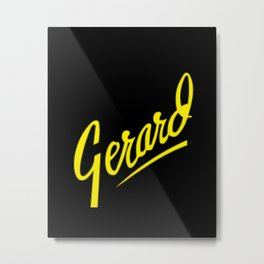 gerard Metal Print