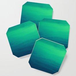Blue/Green Heaven Coaster