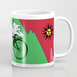 Bicycle Day 1943 Albert Hofmann LSD Coffee Mug