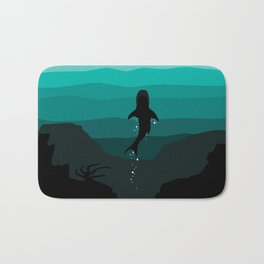 the Reef Bath Mat