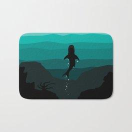 the Reef Bath Mat