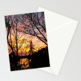 EaglesSprings Sunset 1 Stationery Cards