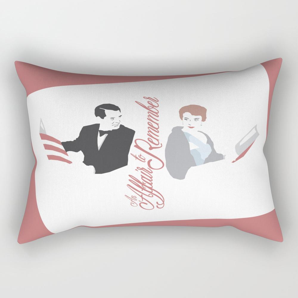 An Affair To Remembe Rectangular Pillow RPW8382376