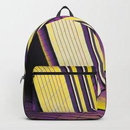 Purple & Gold Escape Backpack