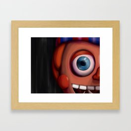 Balloon Boy Five Night's at Freddy's 2 Framed Art Print