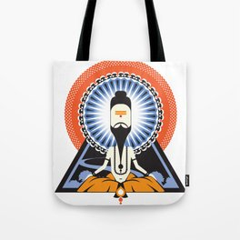 Indian Saint Tote Bag
