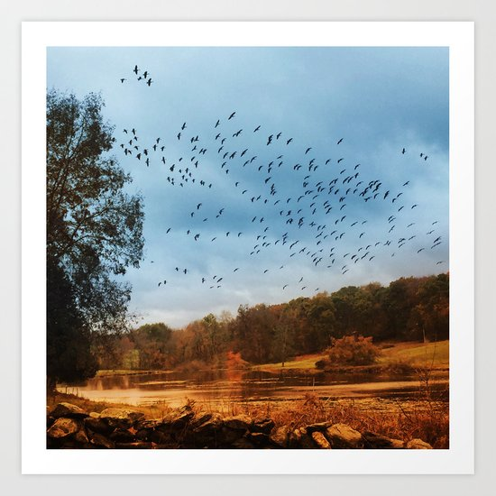 Good Migrations Art Print