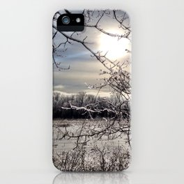 Icy-lation iPhone Case