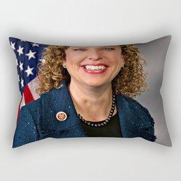 Debbie Wasserman Schultz Rectangular Pillow
