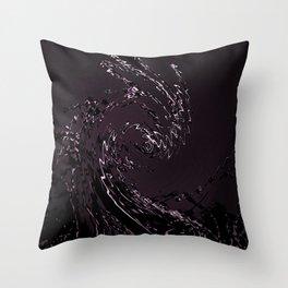 Corn abstraction Throw Pillow