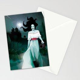 The Hatchet League - Ana  Stationery Cards