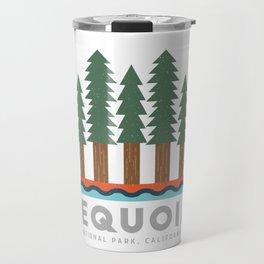 Sequoia National Park California Design for the outdoors lover! Travel Mug
