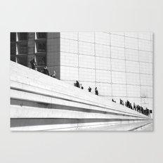 Following Canvas Print